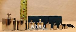 1000 Gram Test Weight Set Calibration Scale 8 Pieces 500 200 100 50 20 10 New