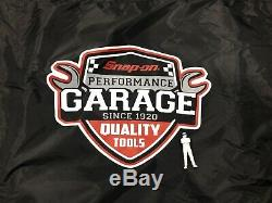 Snap On Limited Edition Performance Garage Weight Wing Cover 2 Piece Set NEW