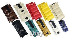 The Cuff Deluxe Ankle and Wrist Weight 20 Piece Set 2 each 1, 2, 3, 4, 5