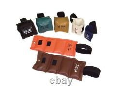 The Cuff Deluxe Ankle and Wrist Weight 7 Piece Set