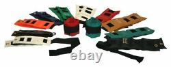 The Deluxe Cuff Ankle Wrist Weight 20 Piece Set. 25.5.75 1 1.5 2 2.5 3 4 lb